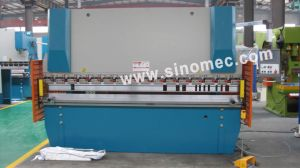 Wc67k-100t/4000 Nc Bending Machine pictures & photos