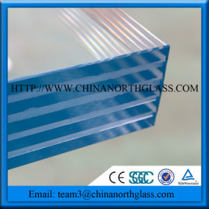 CE Standard Double Layers or Triple Layers PVB Laminated Glass pictures & photos