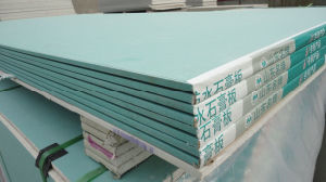 Water-Proof Plaster Board/Gypsum Board/Sheetrock/Drywall pictures & photos