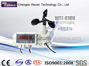 Anemometer Wtf-B100 for Tower Crane pictures & photos