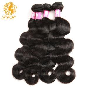 100% Unprocessed Brazilian Virgin Hair Body Wave Natural Color pictures & photos