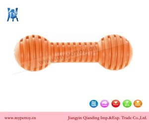 Rubber Dog Chew Play Toy pictures & photos