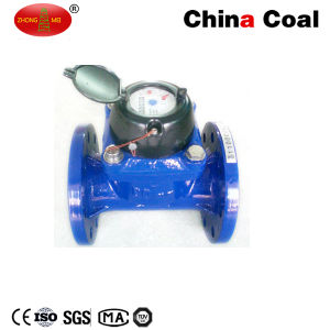 Dry Dial Irrigation Sewage Slurry Waste Water Liquid Magnetic Flowmeter pictures & photos