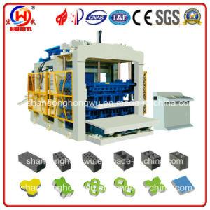 Qt 10-15D Fully Automatic Block Machine/Machines for Brick Concrete Qt10-15 Hollow Block Production Machine for Sale