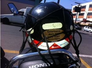 Reflective Tape for Helmet (T9000) pictures & photos