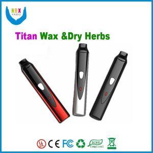 2014 Wholesale Vaporizer Titan Electronic Cigarette Dry Herb Vaporizer Titan