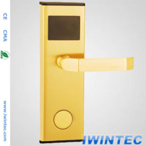 Electronic Hotel Door Lock RFID Card pictures & photos
