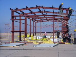 Stable and Earthquake Resisted Steel Structure Construction pictures & photos