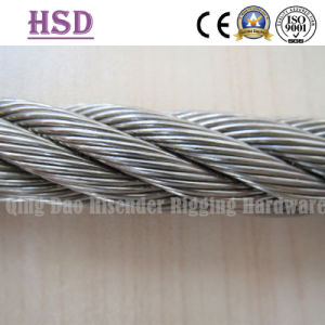 Stainless Steel Wir Rope, Professional Manufacturer and Exporter pictures & photos