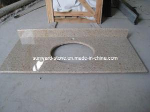 G682 Granite Countertops for Bathroom