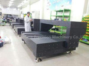 High Precision Black Granite Mechanical Components pictures & photos