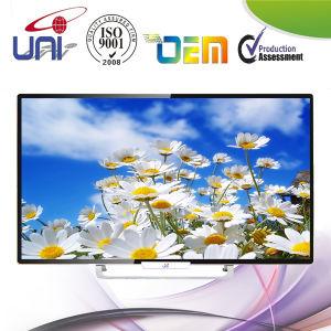 2016 Uni High Image Quality Low Consumption 39′′e-LED TV pictures & photos