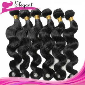 Virgin Unprocessed 6A Peruvian Hair Human Hair Weave Peruvian Virgin Hair Body Wave pictures & photos