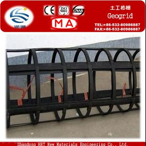 Manufacturer PP Pet Plastic Geogrid 20/20kn pictures & photos