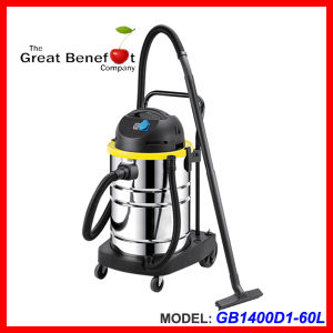 Big Valume Industrial Vacuum Cleaner 50L (GB-1400D1-50L / 60L)