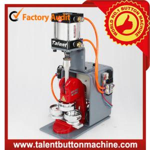 High Speed Interchangeable Safe Pneumatic Button Making Machine Button Maker (SDAP-1) pictures & photos