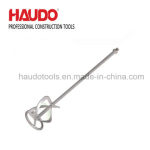 Haoda Paint Mixing Stirrer for Power Drills pictures & photos