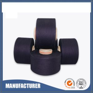 Air Spandex Dyed Price Covered Polyester Cotton Spun Polyester Yarn pictures & photos