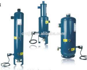Helical Oil Separator with Oil Reservoir for Best Price with High Quality pictures & photos