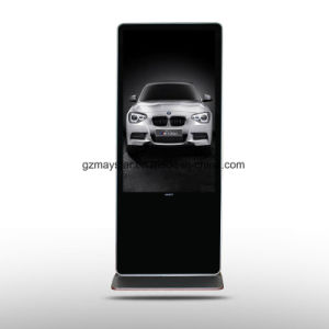 New Arrival Free Standing 3G WiFi Touch Screen LCD Display pictures & photos