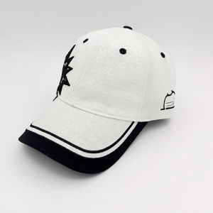 New British Style 3D Embroidered Adjustable Cap with Logo Custom pictures & photos