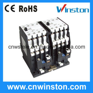 3TF-N 220V Coil AC Contactor Mechanical Interlocking Contactor (CJX1-N) pictures & photos