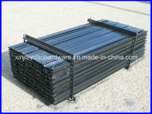 High Quality Black Painted Y Star Picket for Australia Market pictures & photos