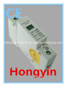 Ly1-C40 1p AC SPD Surge Protect Device pictures & photos