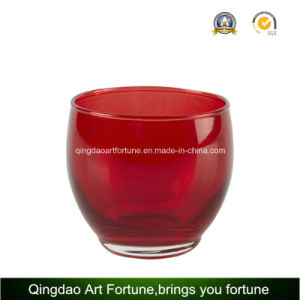 Round Glass Candle Lamp Holder pictures & photos
