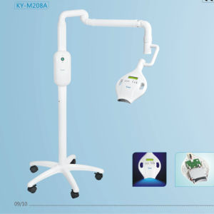 LED Bleaching System for Dental Unit Chair/Floor Standard Model Ky-208A pictures & photos