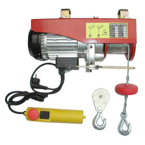 Wire Rope Hoist (HSG-B1-400 PA-400D) pictures & photos