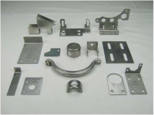 Top Quality Customized CNC Machining Parts with Sheet Metal Parts pictures & photos