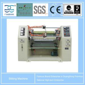Stationery Tape Super Clear Slitting Machine (back view) (XW-218B)