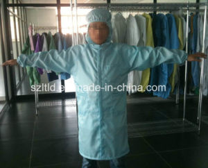 ESD Smock with Cap pictures & photos