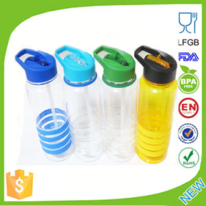 Plastic Sport Water Bottle for Promotion Dn-137c pictures & photos