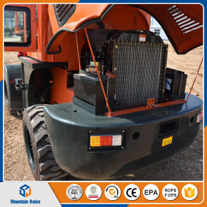 Lifting Equipment Diesel 3ton Rough Terrain Forklift with Price pictures & photos