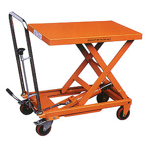 Hydraulic Lift Table (TF30) pictures & photos