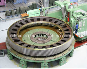 Cement Ball Mills Large Gear Ring with 15m Diamter pictures & photos