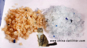 Superior Odour Control Dust Free Silica Gel Cat Litter in China pictures & photos