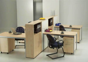 Modern Office Table/Office Desk with Cabinet for Office Room (SZ-OD140) pictures & photos