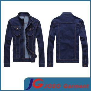 Blue Denim Clothing Men′s Jacket (JC7018) pictures & photos