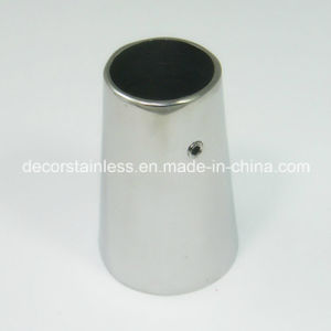Stainless Steel 90 Degree Pipe Base pictures & photos