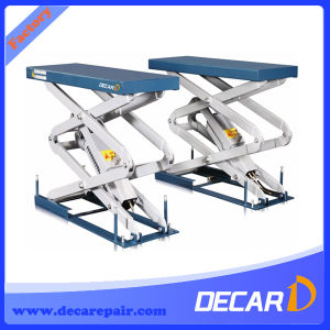 Decar Dk-30s Cheap Car Lifts Scissor pictures & photos