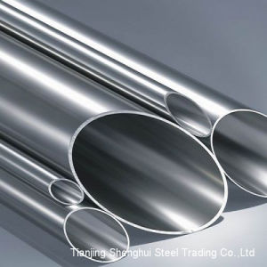 Premium Quality Seamless Stainless Steel Pipe (201) pictures & photos