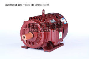 Ie3 Efficiency 90kw Three Phase Asynchronous Electric Motor AC Motor