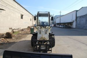 Hzm Mini Wood Saw Machine Mini Front End Loader pictures & photos