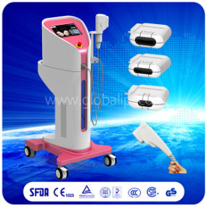 2015 New Technology Face Lifting Wrinkle Removal Hifu Machine pictures & photos