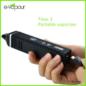 2200mAh Battery Dry Herb Vaporizer Hebe Titan 2 in Stock pictures & photos