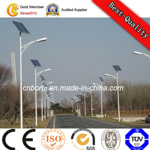 2016 Steel Outdoor Solar Street Garden Road Lighting Pole pictures & photos