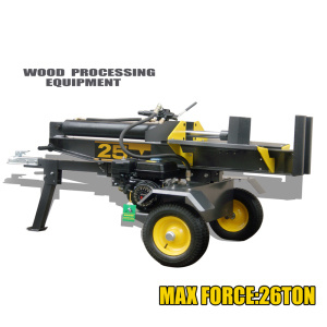 Good Quality Cheap Price 2 Way Log Splitter, China Log Splitters, Log Cutting Machine pictures & photos
